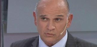 El presidente de la Asociación de Fiscales, Carlos Rívolo