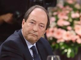 Ernesto Sanz, ex presidente de la Unión Cívica Radical (UCR)