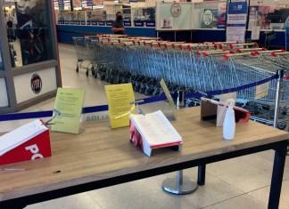 Comenzó el ensayo de registración en los supermercados: ¡No compre donde le pidan sus datos y su firma!