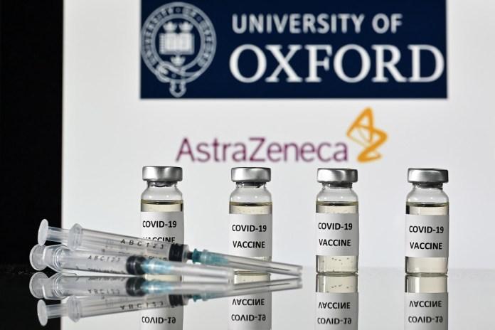 Vacuna Covid-19 OXFORD