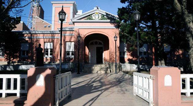 Casa de Gobierno de la Provincia de Santa Cruz - Foto: OPI Santa Cruz/Francisco Muñoz