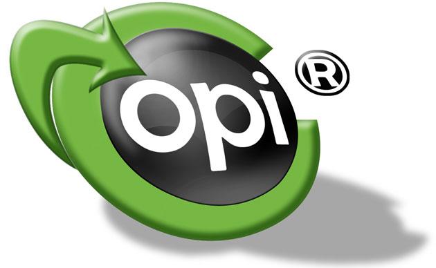 Agencia de Noticias OPI Santa Cruz - Logo