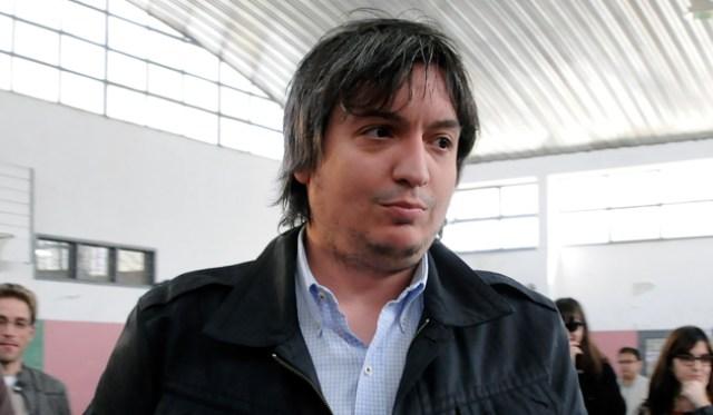 Máximo Kirchner  - Foto: OPI Santa Cruz/Francisco Muñoz