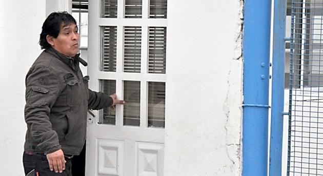 """El """"empresario"""" espontáneo de Chubut, Omar """"Cura"""" Segundo - Foto: Web"""