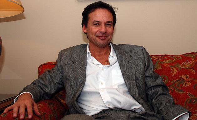 El candidato a Gobernador por Santa Cruz de la UCR Eduardo Costa – Foto: OPI Santa Cruz/Francisco Muñoz