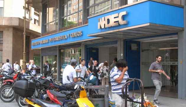 Las oficinas del Indec - Foto: OPI Santa Cruz/Francisco Muñoz
