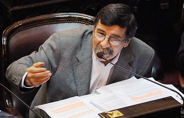 """Alfredo """"Freddy"""" Martínez Senador santacruceño por la UCR - Foto: web"""