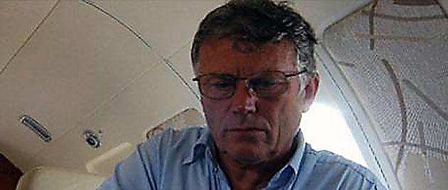 El empresario Sergio Taselli – Foto: Gentileza Diario Perfil