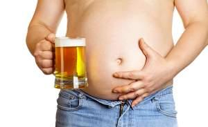 Почему после пива болит желудок