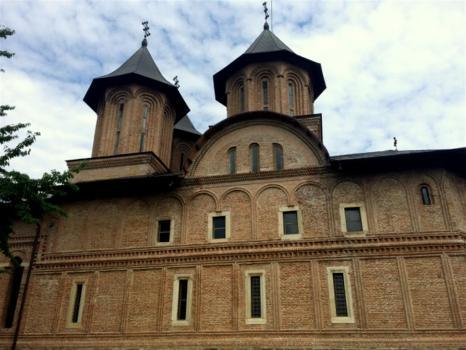Curtea Domneasca - Targoviste