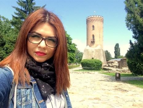Selfie Turnul Chindiei