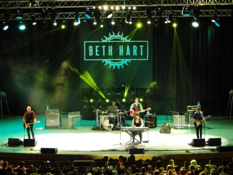 Beth Hart la Sala Palatului