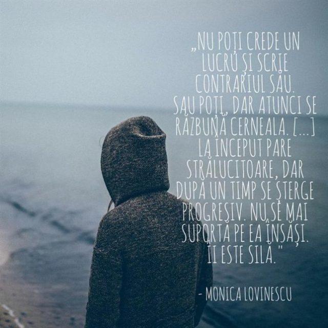 monica lovinescu citat