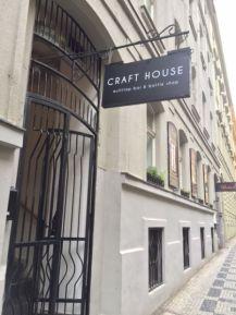 Craft House hudák