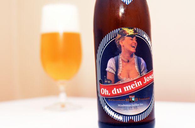 Názov piva? Oh, ty môj Jozef (Oh, du mein Josef)