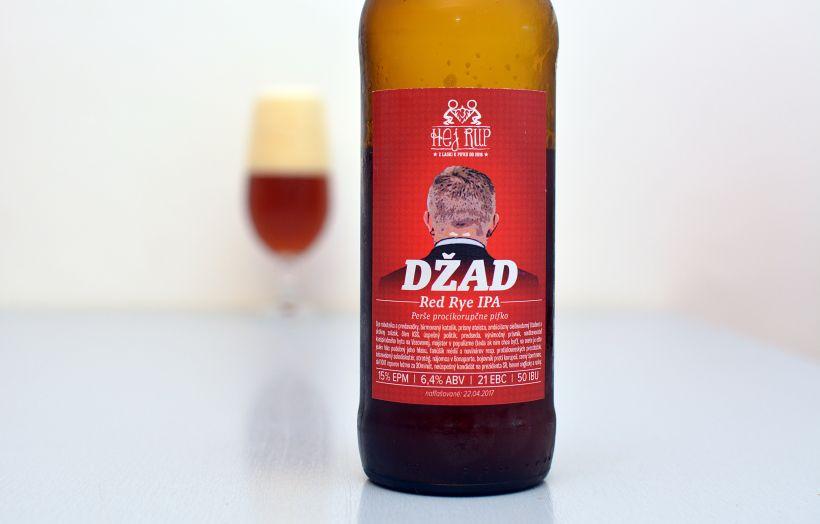 Prvé protikorupčné pivo (Džad - Perše procikorupčne pifko)