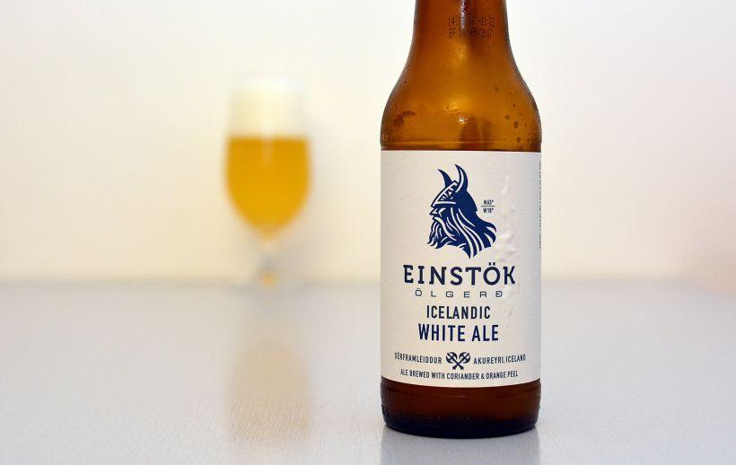 Pivná exotika z Islandu (Einstök Icelandic White Ale)