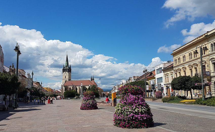 Dovolenka v Prešove? Skvelý nápad