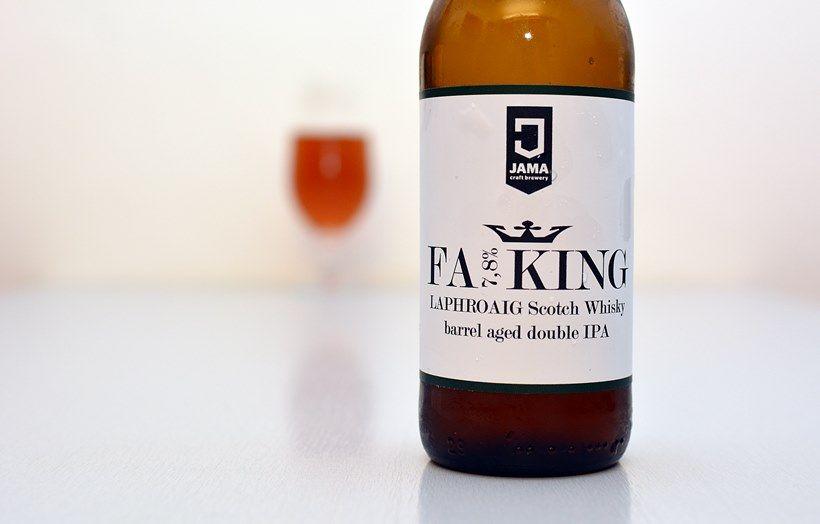 Buď sa zamiluješ, alebo ju zatratíš (FA King Laphroaig Whisky)