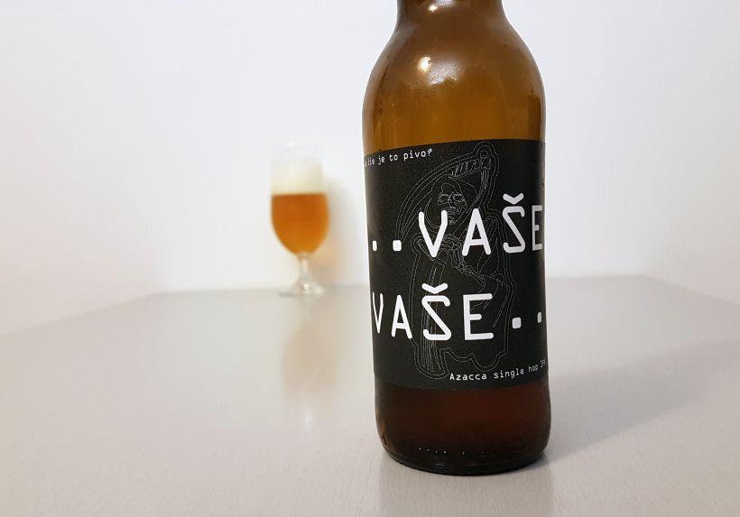 Pivo, ktorého recept vymysleli fanúšikovia (JAMA Vaše Vaše)