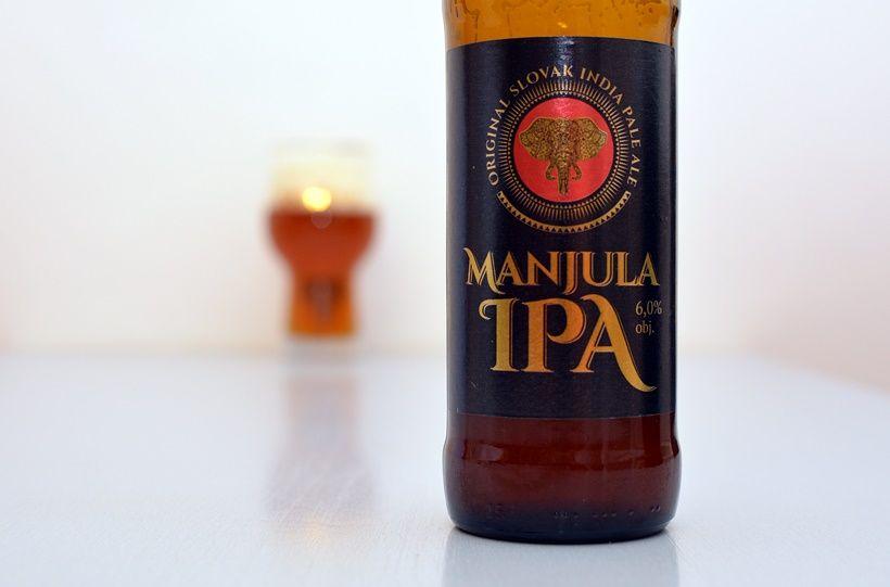 Najhorkejšie neremeselné pivo na Slovensku (Manjula IPA)