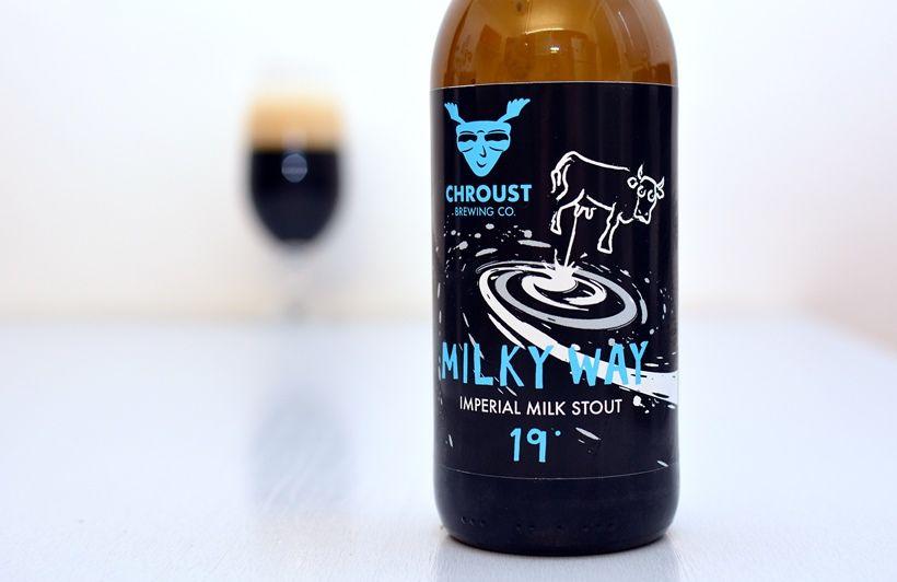 Keď vás na mliečnu dráhu privezie chrúst (Milky Way)