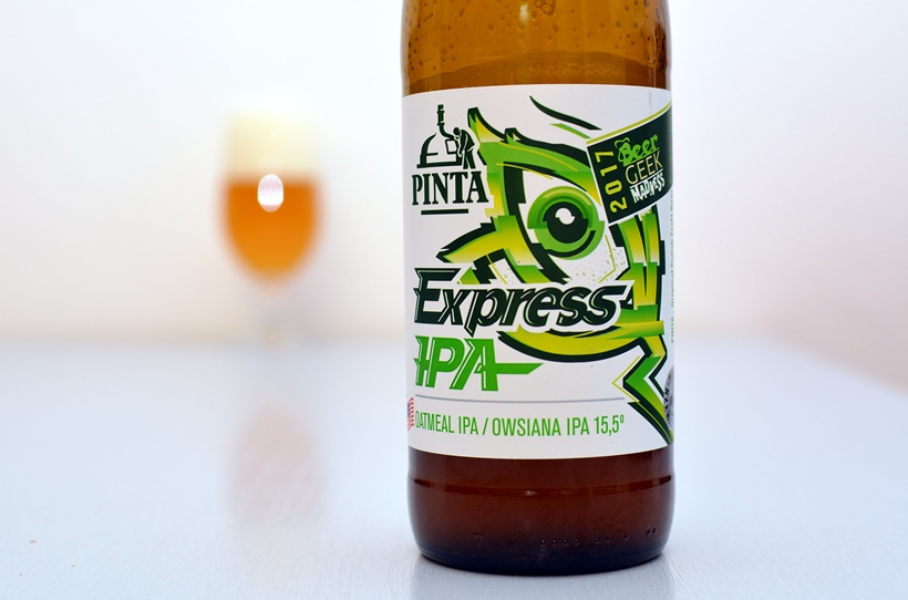 Keď Poliaci vyšlú pivný express (Express IPA)