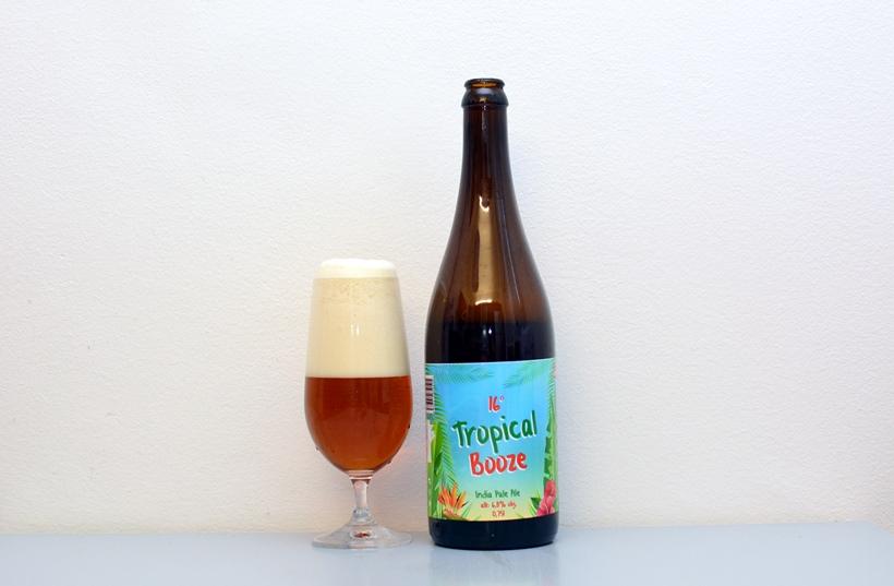 Ukážka tropického raja zo Záhoria (Tropical Booze)