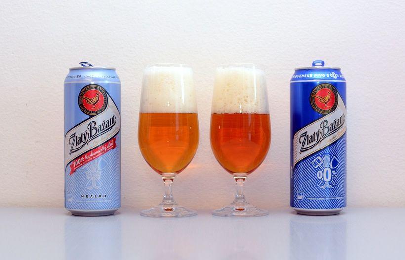 Bažant Nealko vs Bažant 0,0%: Ktorá verzia je lepšia?