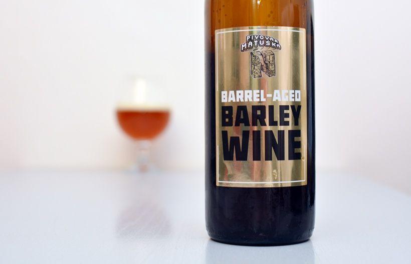 Parádny kúsok od susedov z Česka (Barrel-Aged Barley Wine)