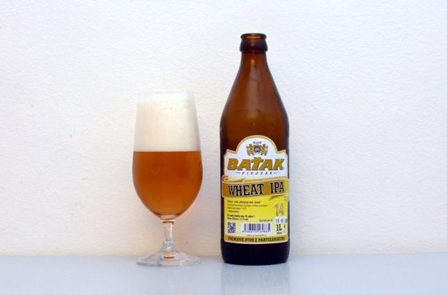 Baťak, Wheat IPA, IPA