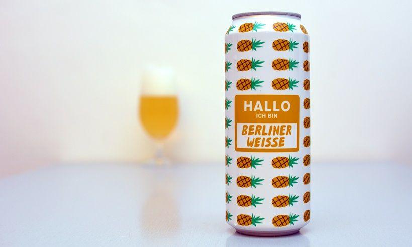 Keď kyseláč spojíte s ananásom (Berliner Weisse Pineapple)