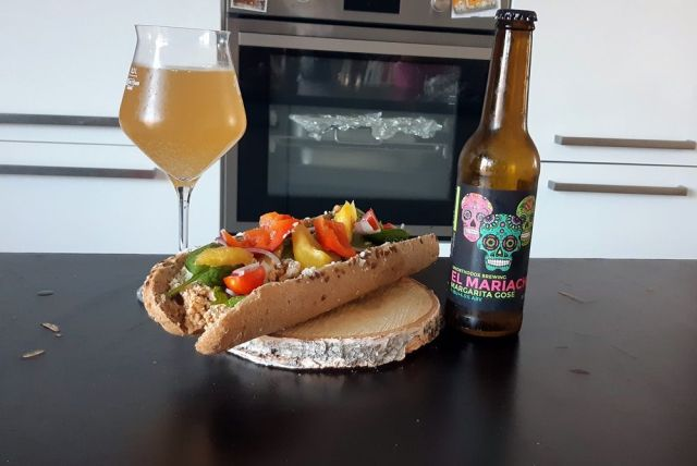 El Mariachi, pivo, recept, Panková kuchyňa