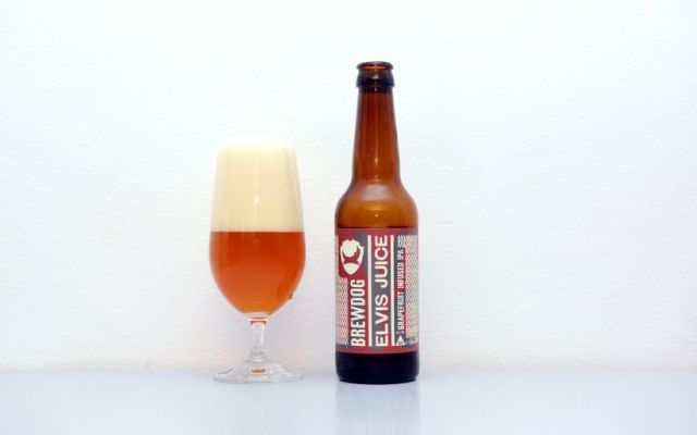 IPA, BrewDog, Elvis Juice, škótske pivo