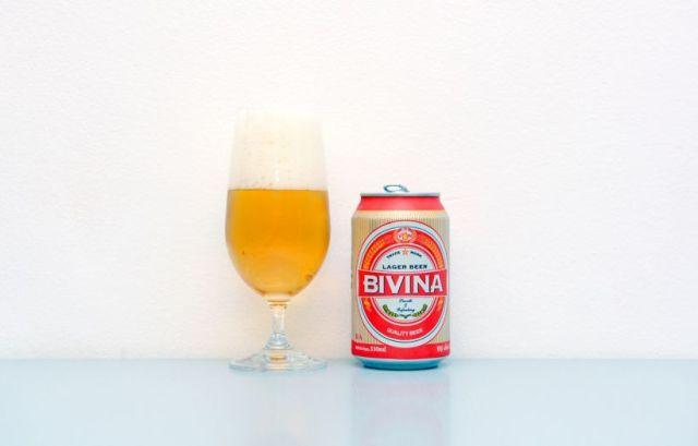 Bivina, ležiak, Heineken, Vietnam