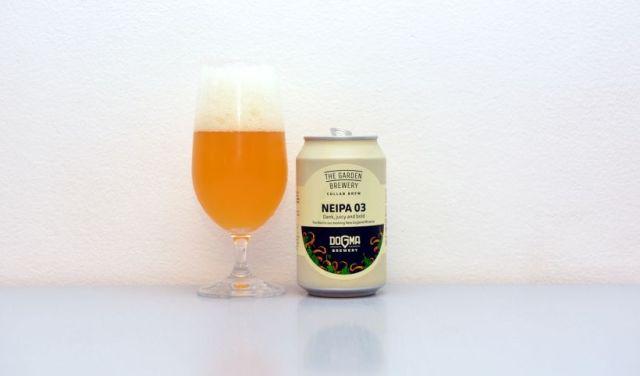 NEIPA, Dogma Brewery, The Garden Brewery