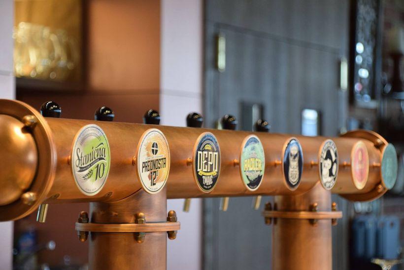 V Košiciach otvorili Staničný pivovar. Pozrite sa, ako vyzerá