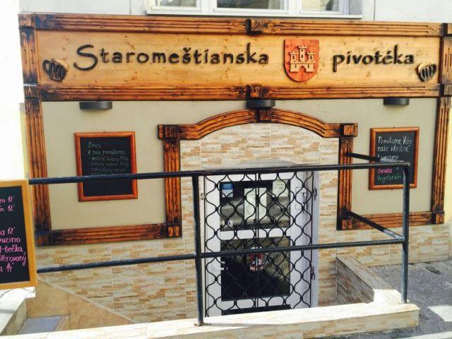 pivotéka, Bratislava, Staromeštianska pivotéka, Kozia