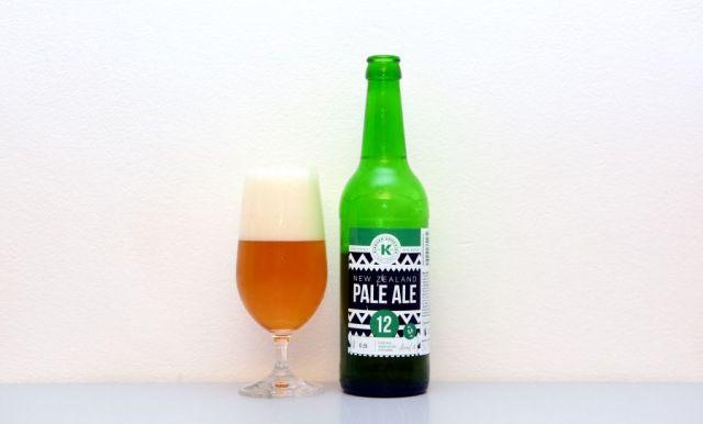 New Zeland Pale Ale, APA, Pivovar Kamenice nad Lipou,