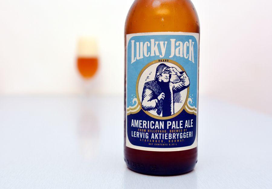 Nórsky remeselný pohľad na štýl APA (Lucky Jack)