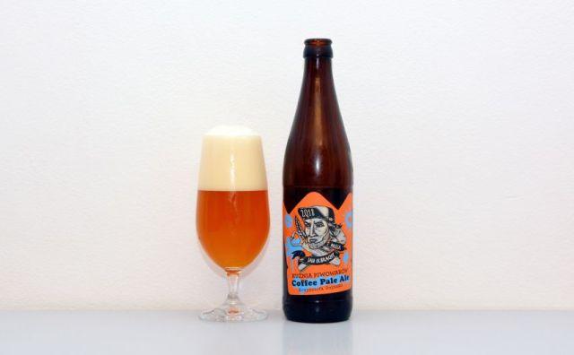 Browar Jan Olbracht, American Pale Ale, APA, Coffee Pale Ale