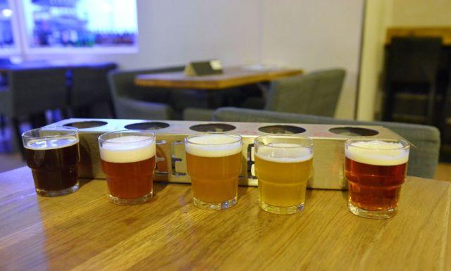 BeerGeek Bar, recenzia, testing,