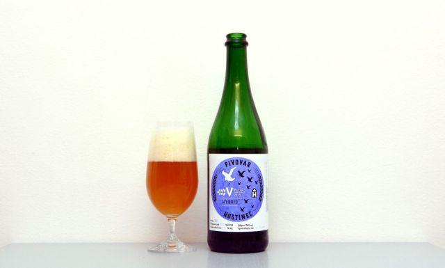 Hostinec, Biela Vrana, recenzia, test piva