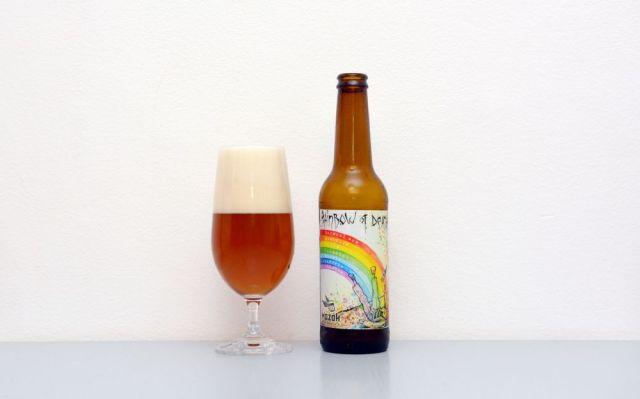 Rainbow of Death, Mazák, IPA, test, recenzia