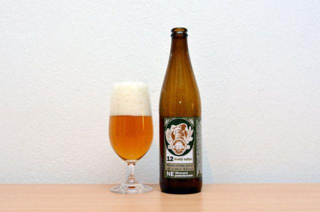 Buchvald, Ležiak, pivo, test, recenzia, spišské pivo