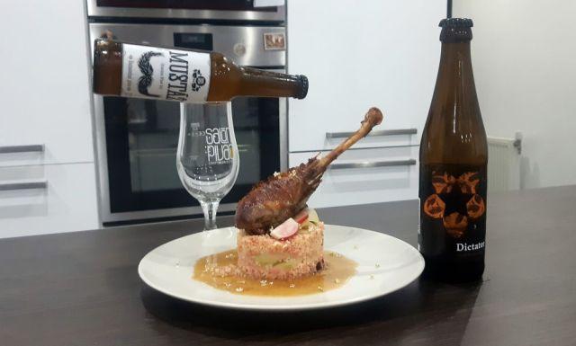 Punková kuchyňa, Berhet, Padre Craft Brews, pivo, pivný recept,
