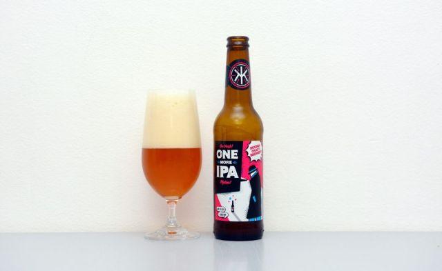 Ikkona, Melon, One More IPA. IPA, India Pale Ale, recenzia, test