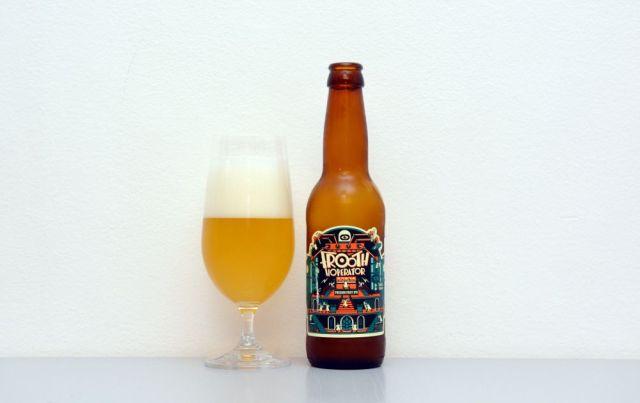 Mad Scientist, Frooth Hope, India Pale Ale, IPA, maďarské pivo, Maďarsko,