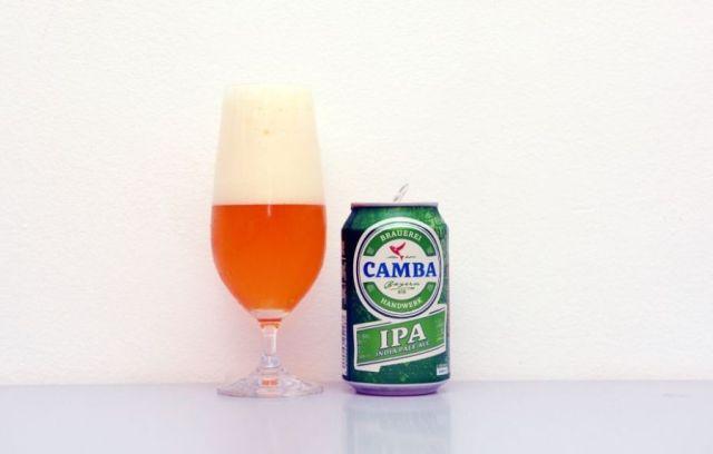 Camba Bavaria, Camba, IPA, India Pale Ale, recenzia, test