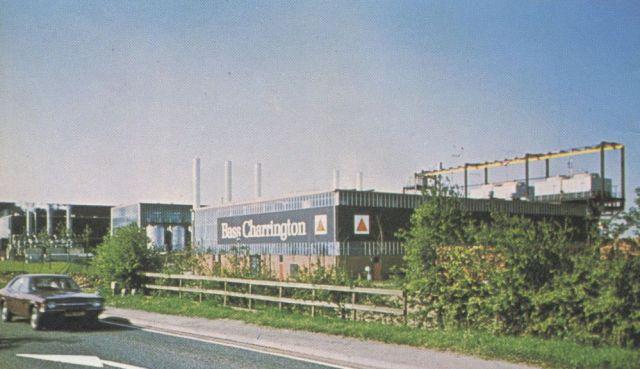 Bass Charrington, Runcorn Brewery, pivovar, anglický pivovar